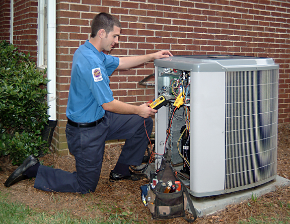 Emergency AC repair North York