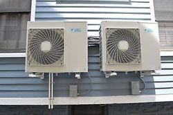 Mississauga AC installation